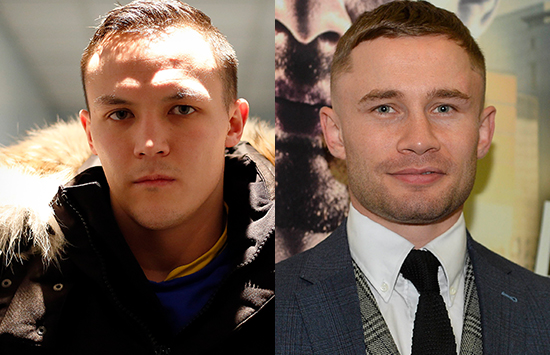 Warrington and Frampton
