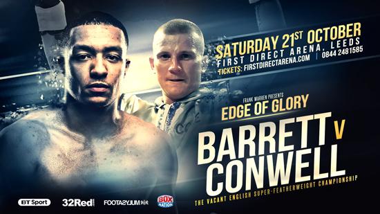 Barrett v Conwell