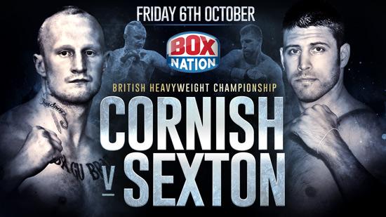 Cornish v Sexton
