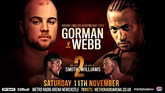Gorman v Webb