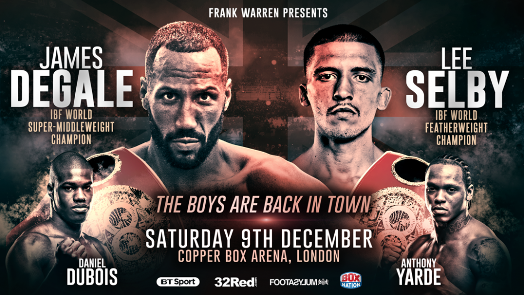 degale selby