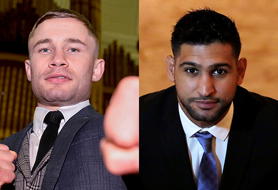 Frampton and Khan
