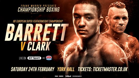 Barrett v Clark