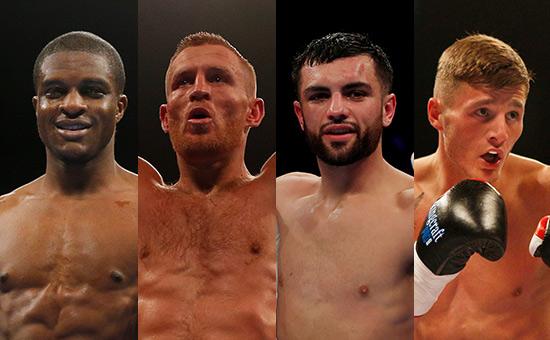 British Super-Lightweight Boxers