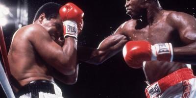 Muhammad Ali vs Larry Holmes