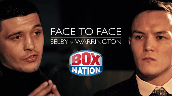 Face to Face: Selby v Warrington
