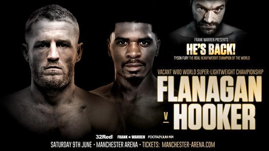 Flanagan v Hooker