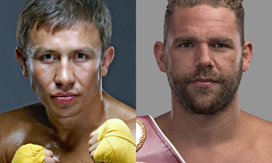 Golovkin v Saunders in play for the autumn
