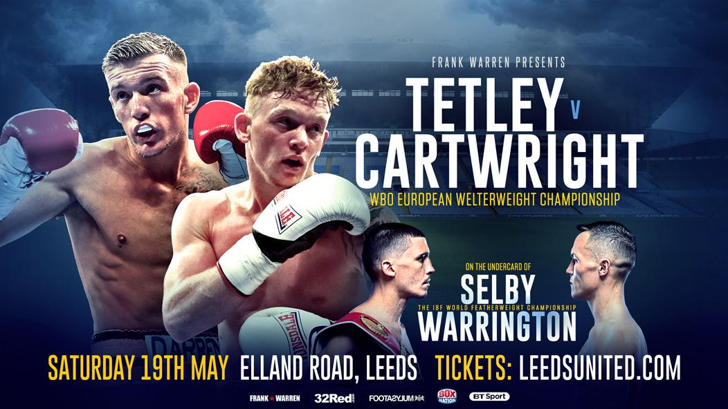 Tetley v Cartwright