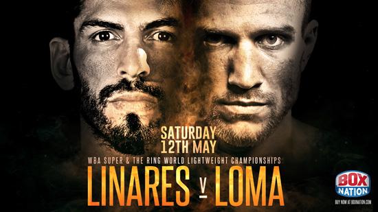 Linares v Lomachenko