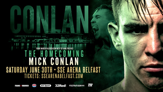 Mick Conlan - The Homecoming