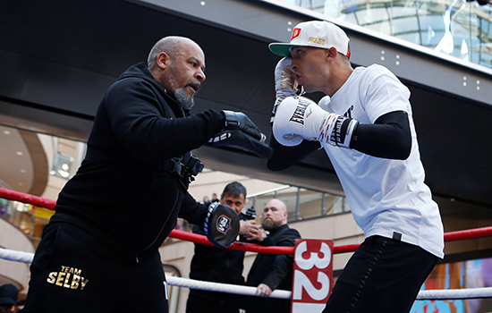 Tony Borg and Lee Selby
