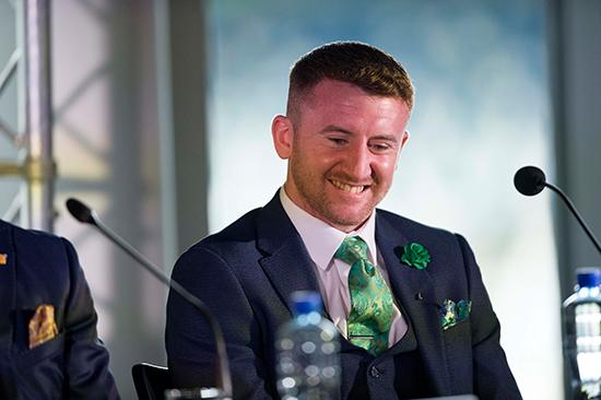 Paddy Barnes