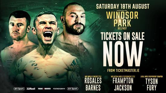 Windsor Park Tickets