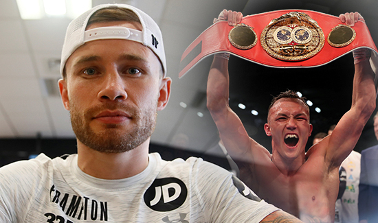 Frampton on Warrington