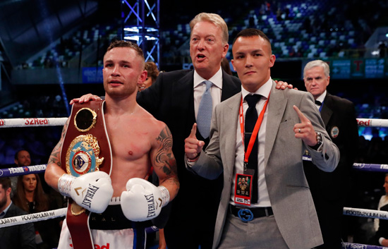 Frampton v Warrington