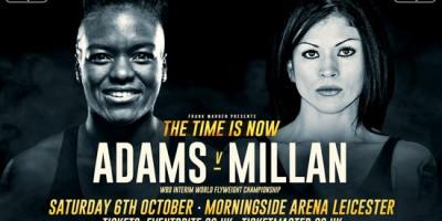 Adams v Millan