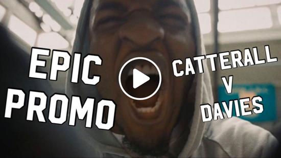Catterall v Davies Promo