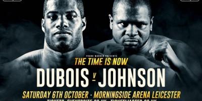 Dubois v Johnson