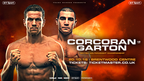 Corcoran vs Garton