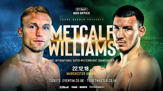 Metcalf v Williams