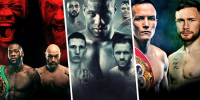 December Boxing Schedule