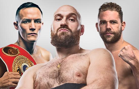 2019 Boxing