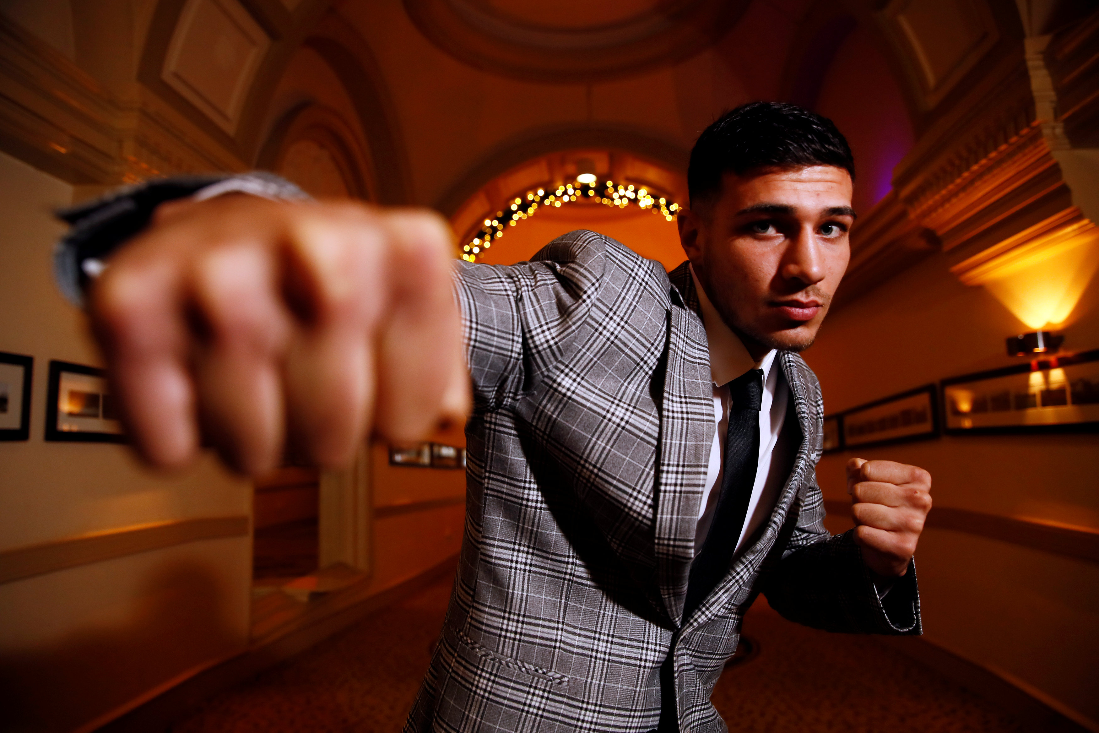 tommy fury - photo #30