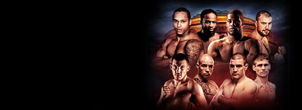 Championship Boxing At The Royal Albert Hall
