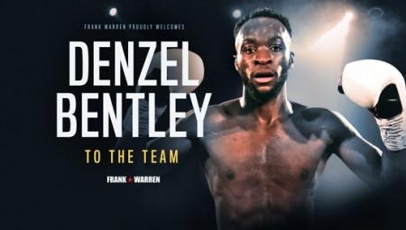 Denzel Bentley