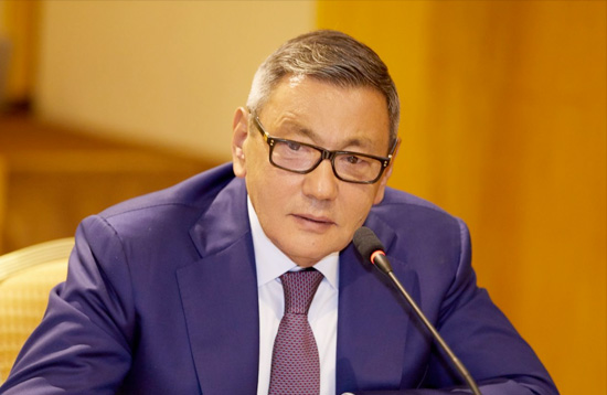 Gafur Rakhimov
