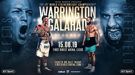 Warrington v Galahad June 15 2019