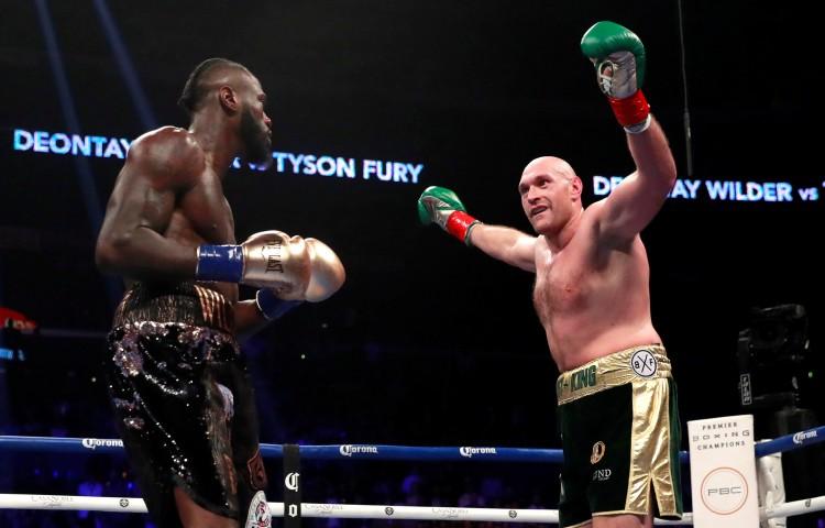 Deontay Wilder v Tyson Fury - WBC World Heavyweight Title