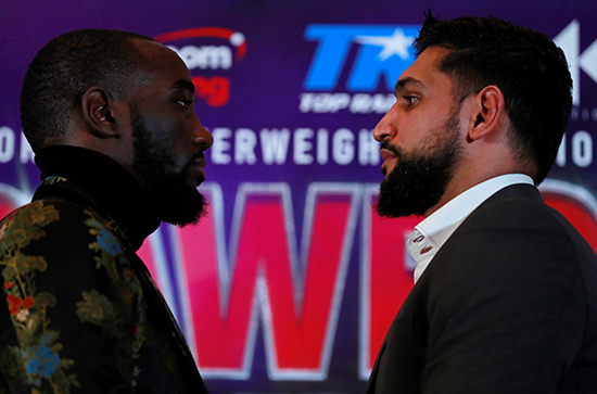 Crawford v Khan