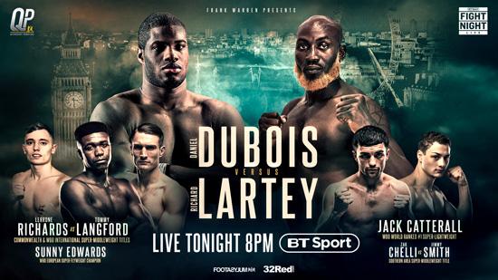 Dubois v Lartey
