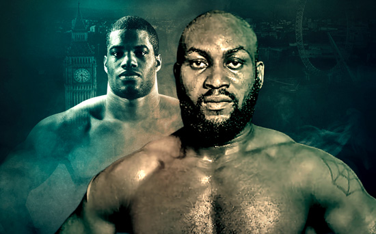 Lartey warns Dubois