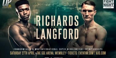 Richards vs Langford