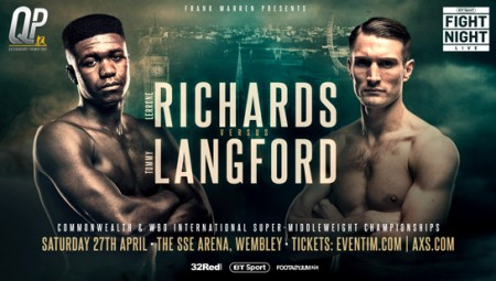 Richards vs Langford