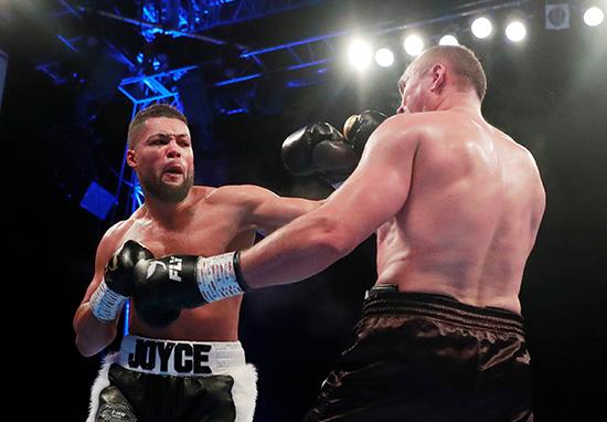 Joyce vs Ustinov