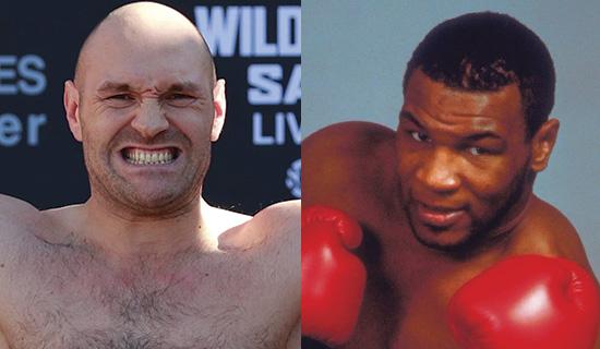 Tyson vs Tyson