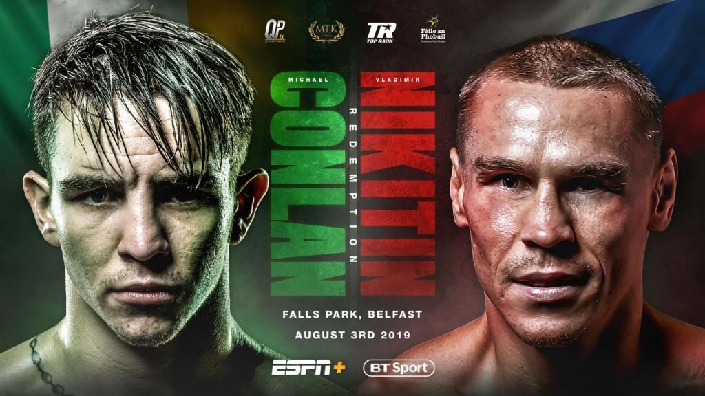 Conlan vs Nikitin