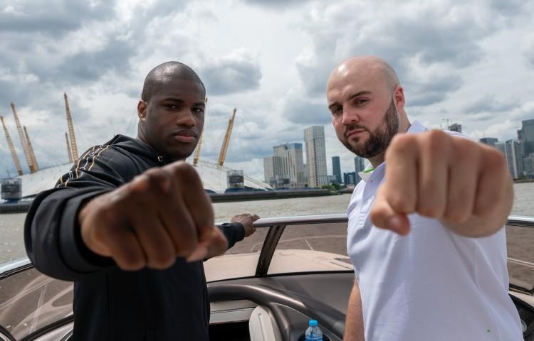 Dubois, Gorman fists