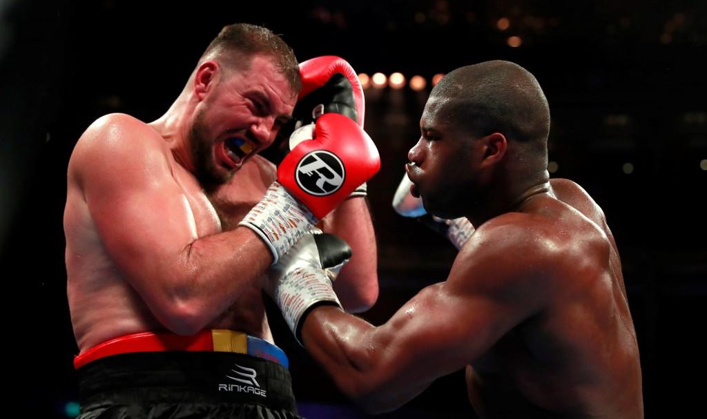 Dubois punch