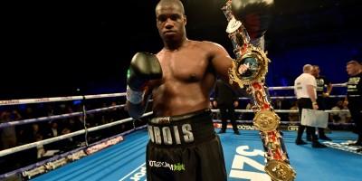Daniel Dubois v Nathan Gorman - British Heavyweight Title