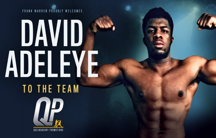 David Adeleye