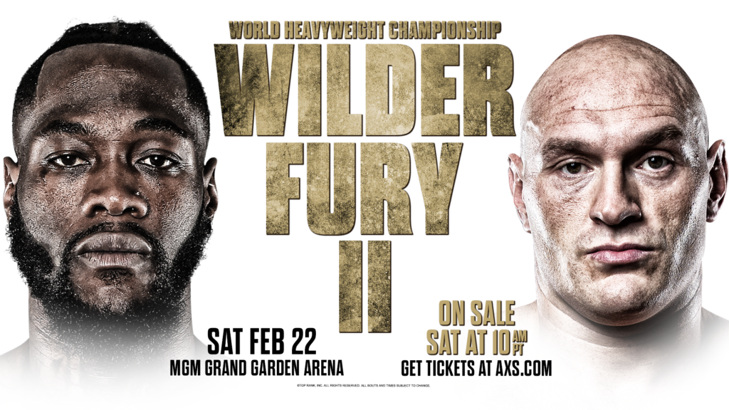 Image result for wilder fury 2