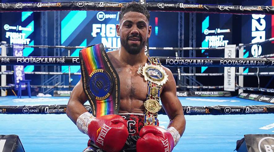 Lennox Clarke Champion