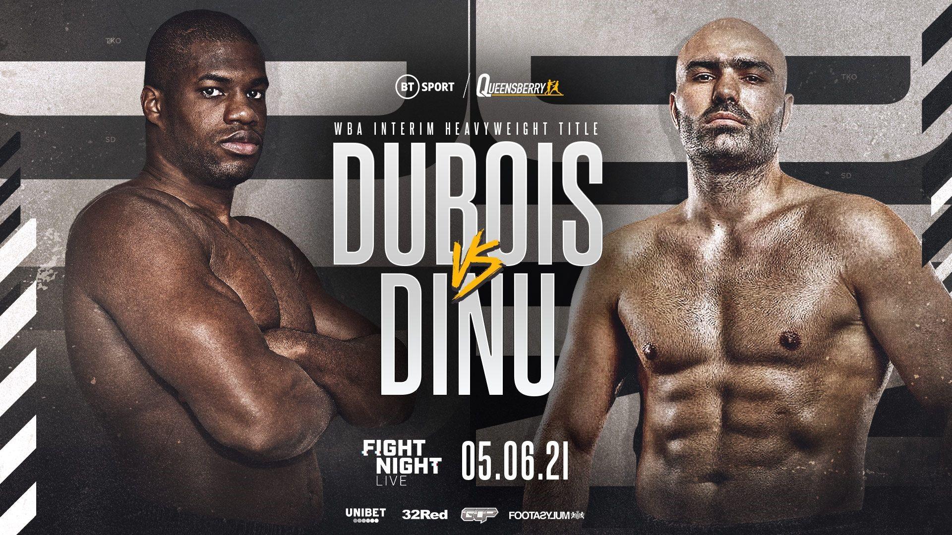 Dubois vs Dinu